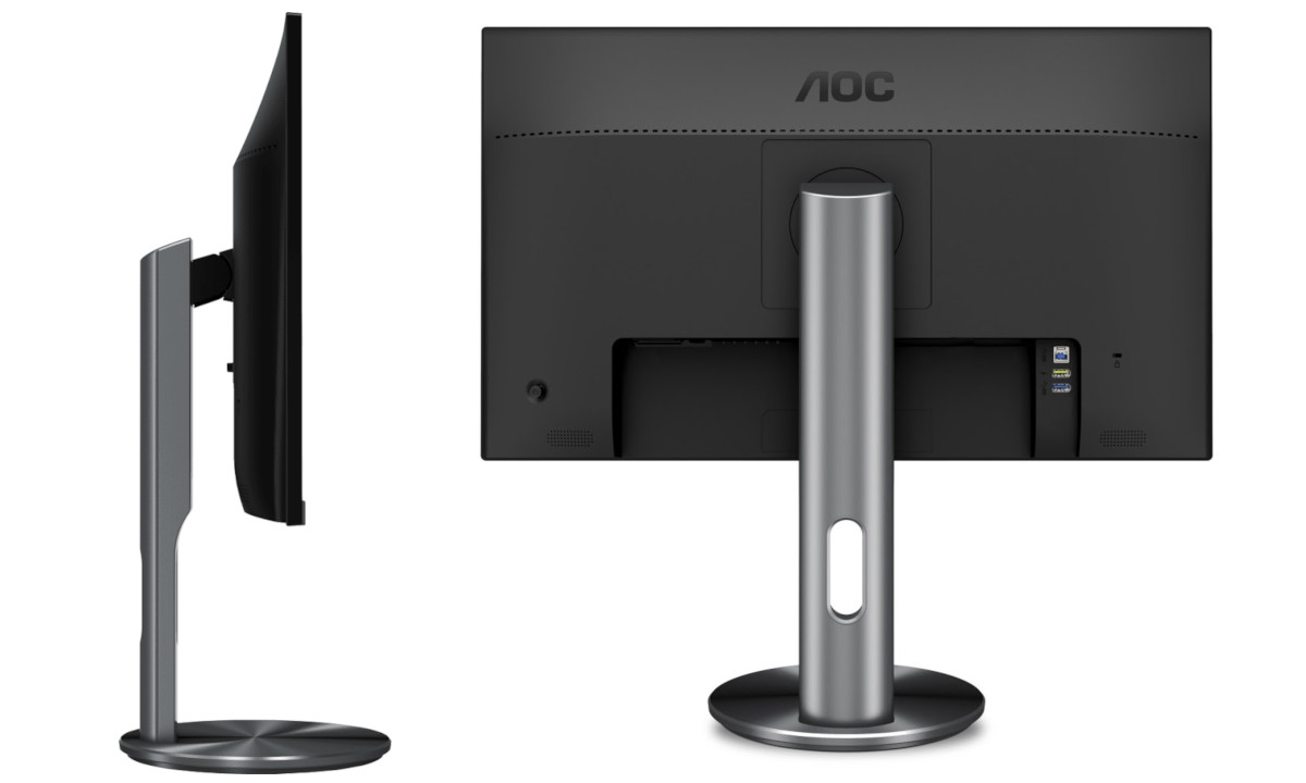 AOC's Packs Plenty Of Features Into The Upcoming U2790PQU 90