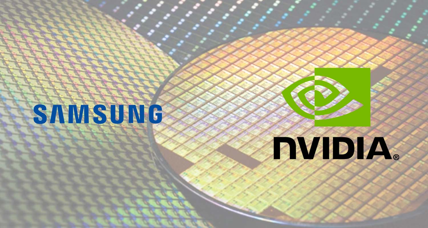 NVIDIA Switches To Samsung from TSMC For GPU Production