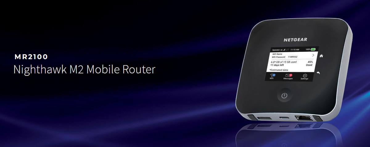 NETGEAR Mobile Internet Range Broadened With The High-Speed