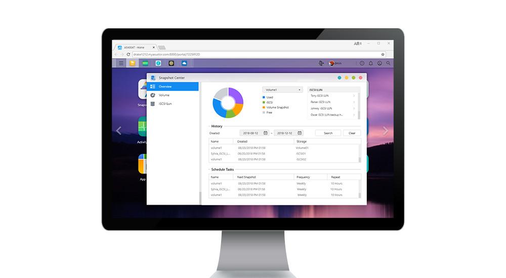 ASUSTOR's ADM 3 4 For NAS Devices Updates Linux Kernel