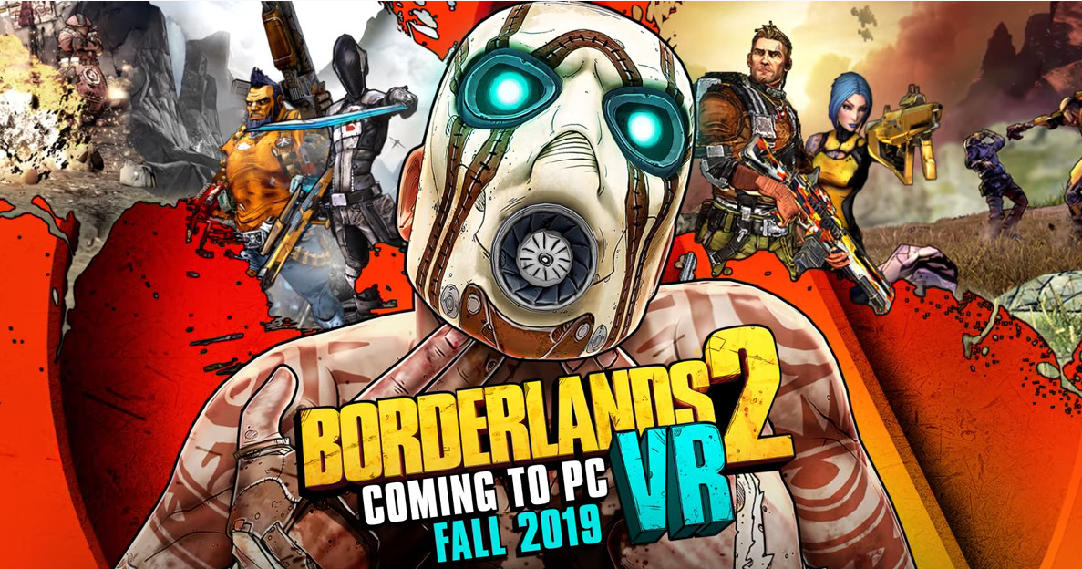 Borderlands 2 VR Edition Announced For PC