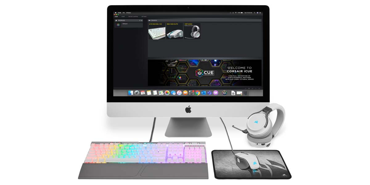 Can You Download Corsair Software On Mac?
