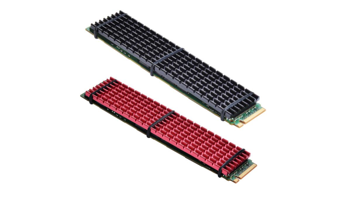 Gelid Introduce The Subzero M 2 Xl Heatspreader For Type 22110