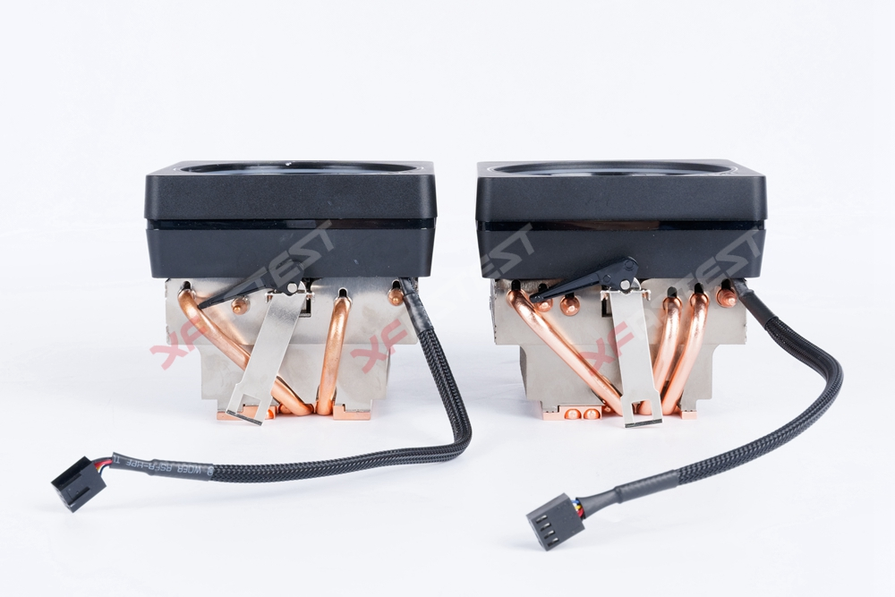 Improved Amd Wraith Prism Cooler With 6 Heat Pipes Leaked