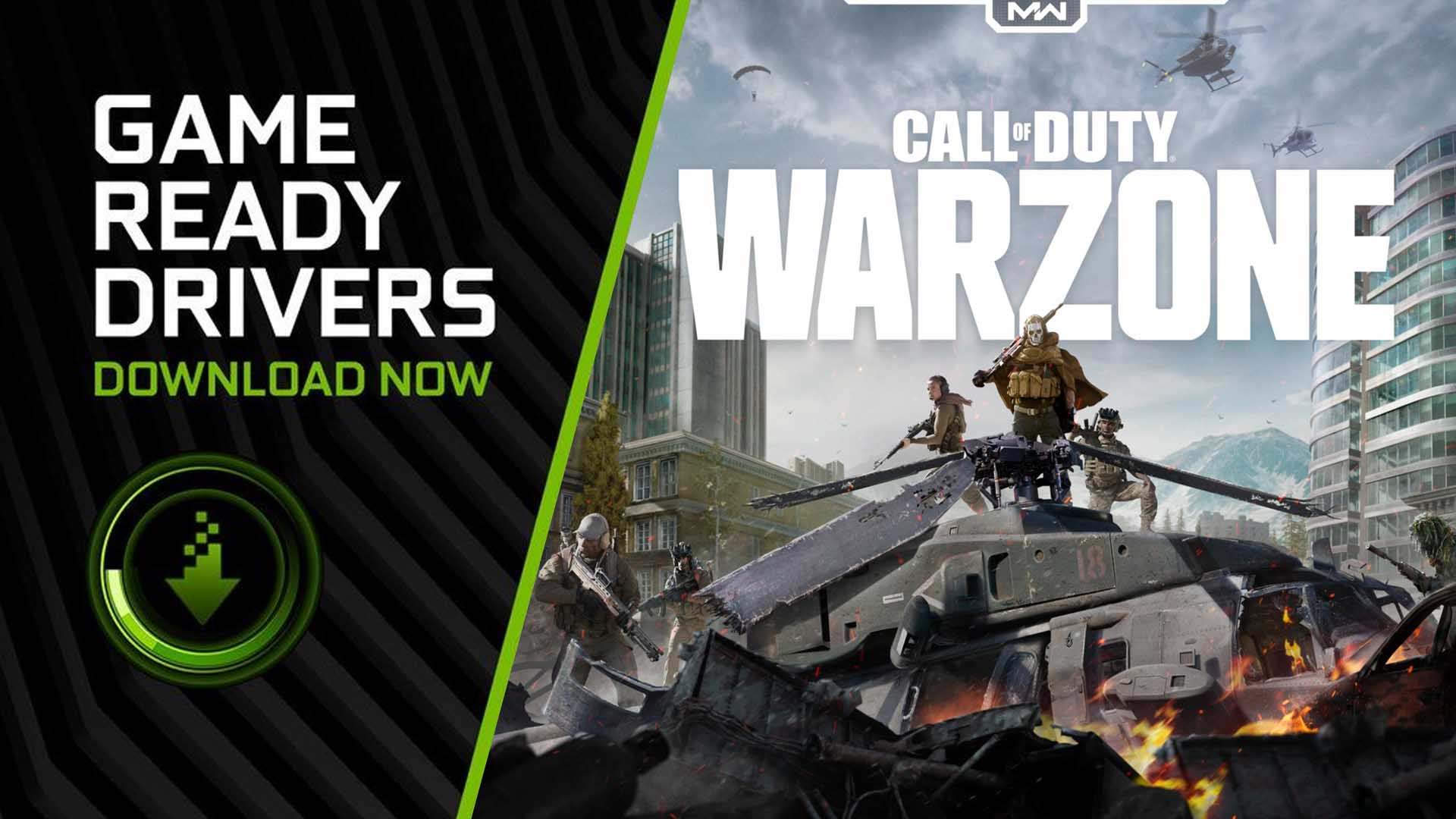 Geforce Releases Call Of Duty Warzone Game Ready Driver