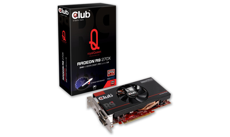 Club3D Reenters The Fray With Updated AMD GFX Cards