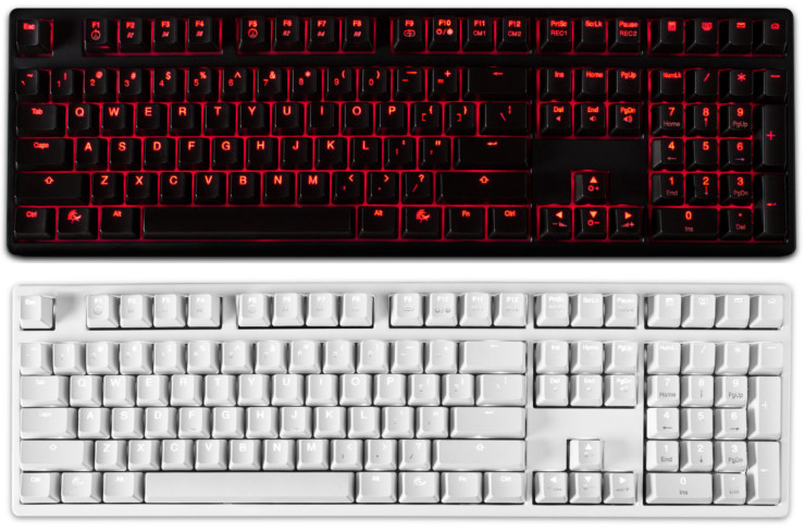 You to choose exactly which keys you would like to have illuminated
