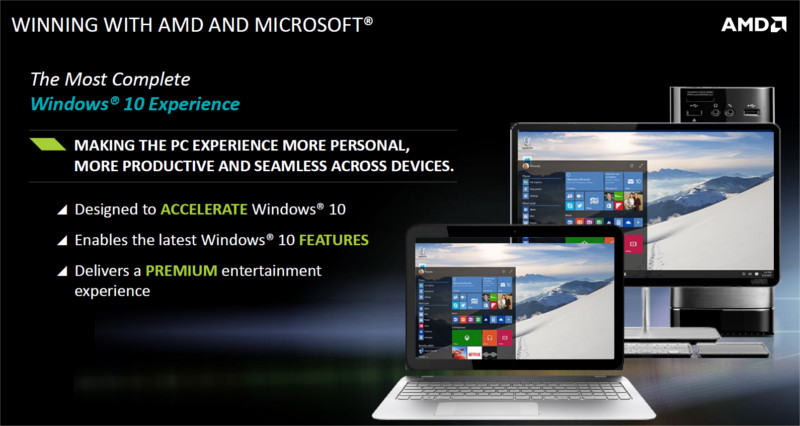 Getting Ready For Windows 10 - AMD Catalyst 15 7 WHQL