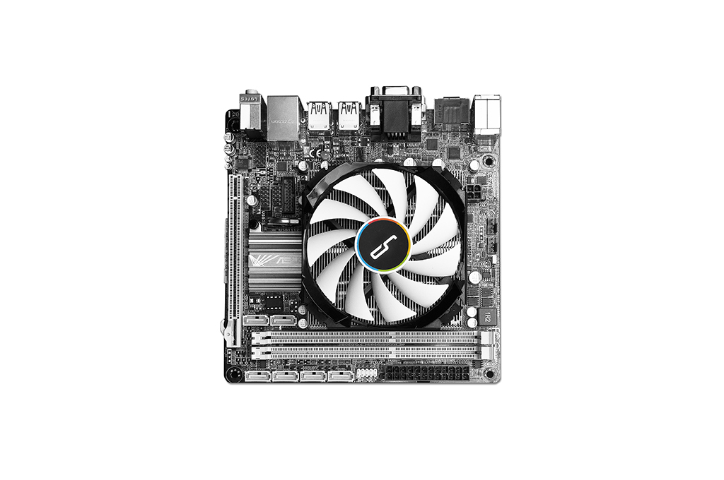 CRYORIG's C7, A Compact Cooler For SFF Systems