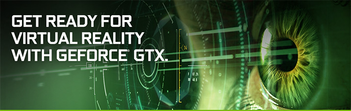 NVIDIA Working With PC System Manufacturers On 'VR-Ready