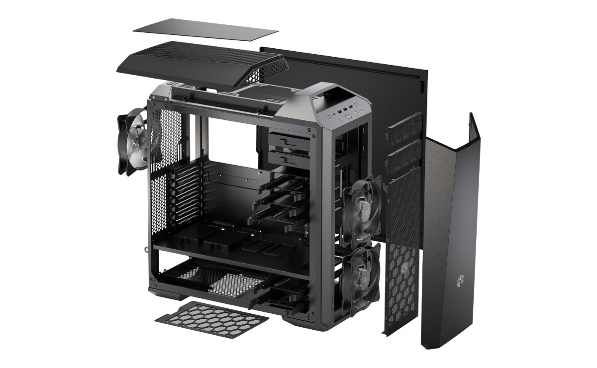 Cooler Master Maker Ecosystem Announced At Ces 2016 Air 8