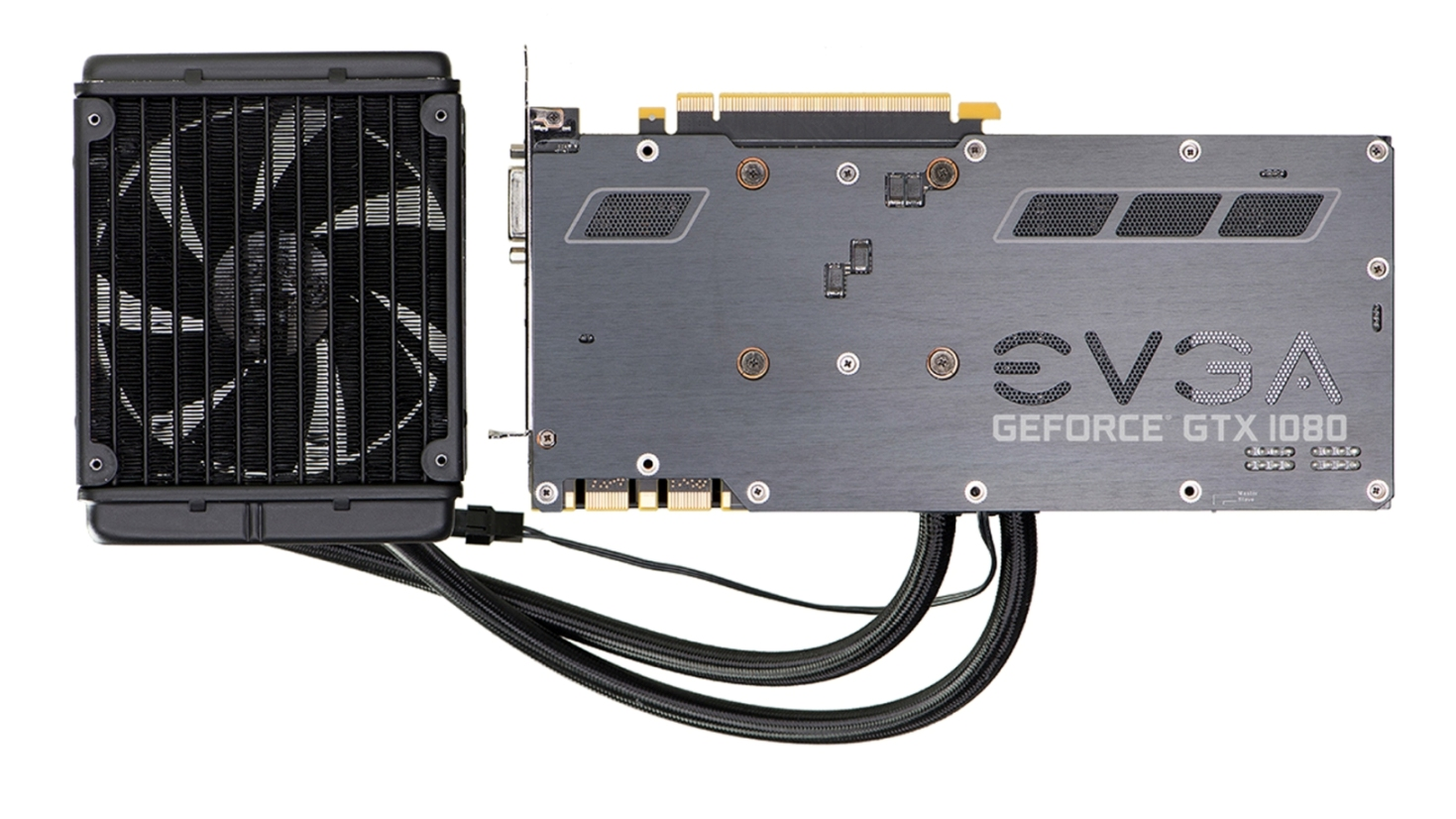 The EVGA GeForce GTX 1080 and 1070 FTW HYBRID Released