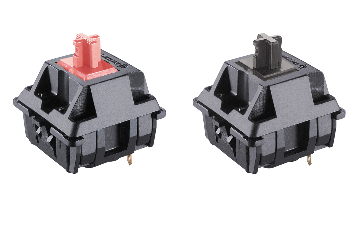 Cherry Opens Up Silent MX Switches to New Keyboard Manufacturers