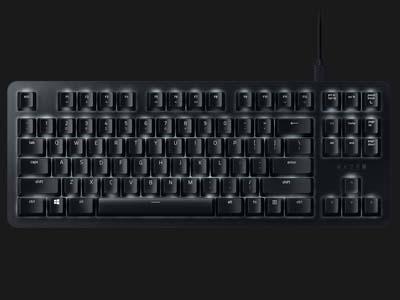 Razer Introduces BlackWidow Lite Tenkeyless Keyboard