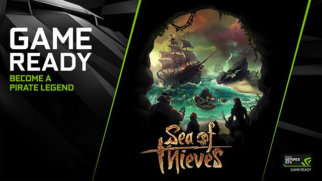 Game Ready For Sea Of Thieves, Ansel For SW Battlefront II - GeForce