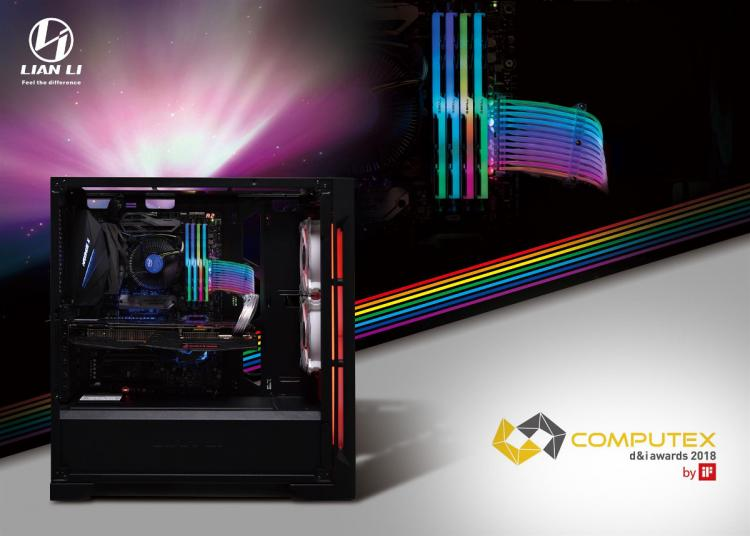 Lian Li Debuts The World S First Rgb Motherboard Cable